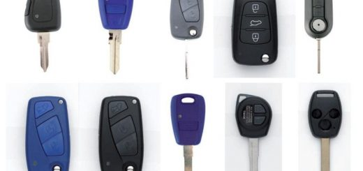 chiavi e telecomandi auto