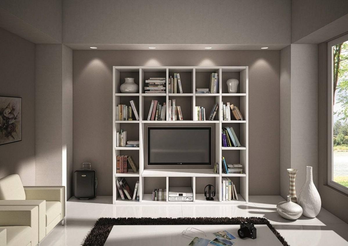 Librerie da parete dal design moderno icsim notizie e
