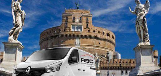 noleggio furgoni a roma