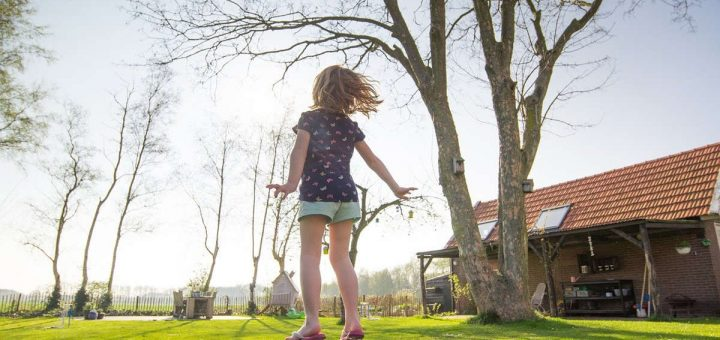 allenarsi con il trampolino