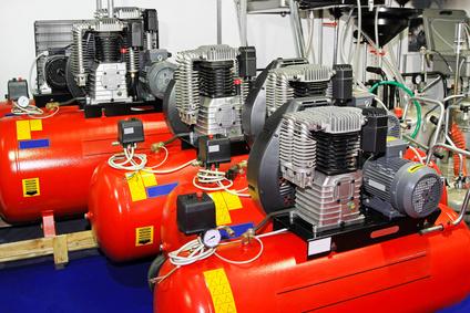 che cosa sono i compressori d'aria
