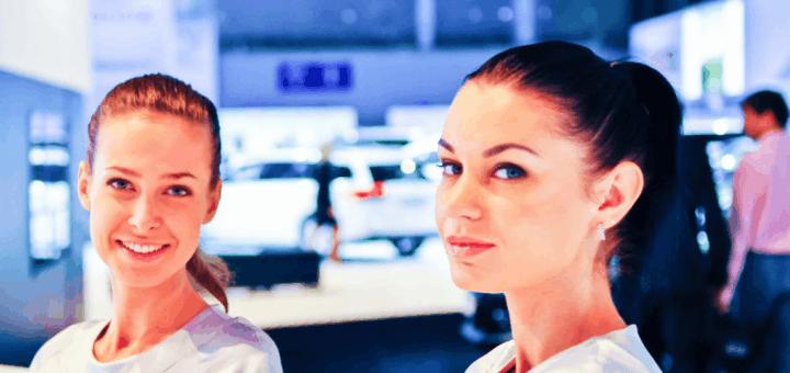 hostess per eventi nel torinese
